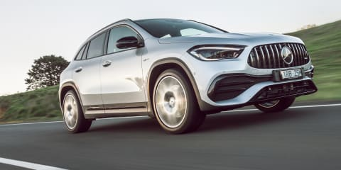 2021 Mercedes-AMG GLA 35 review