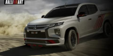 Mitsubishi to revive dormant Ralliart nameplate, performance-focused Triton likely as first model