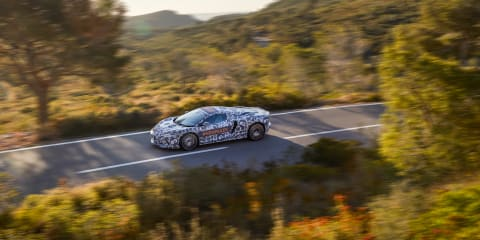 2019 McLaren Grand Tourer teased