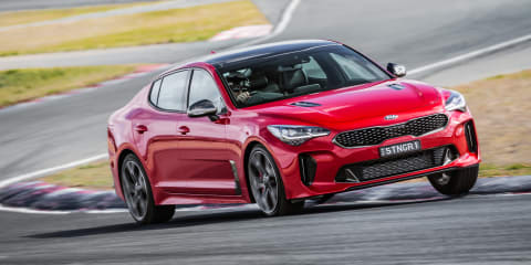Kia undecided on next-generation Stinger