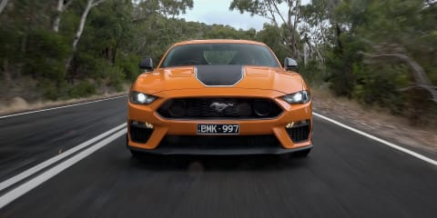 VFACTS May 2021: Ford Mustang gets a sales boost from limited-edition Mach 1