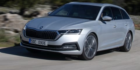 2021 Skoda Octavia line-up revealed in Europe, Australia keeps established engines