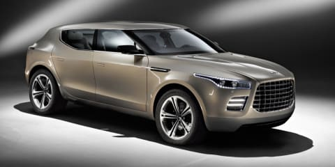 Aston Martin Lagonda SUV back on the cards: report