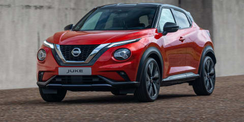New Nissan Juke confirmed for Australia in 2020