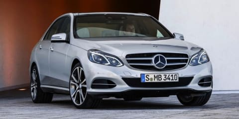 2013 Mercedes-Benz E-Class: diesel hybrid confirmed for Australia