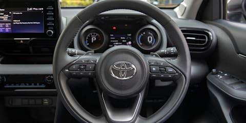2021 Toyota Yaris Cross review