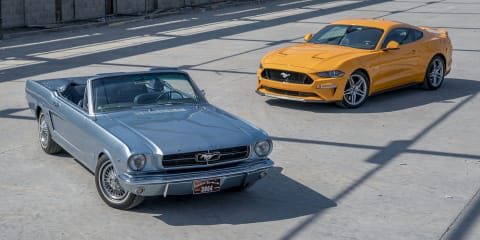 Ford Mustang celebrates its birthday today: here's some cool stuff