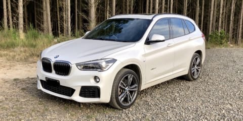 2016 BMW X1 xDrive 25i review