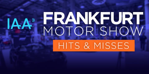 2019 Frankfurt motor show: Hits and misses