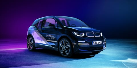 BMW i3 Urban Suite revealed
