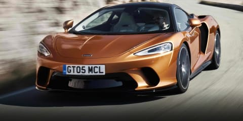 2020 McLaren GT review | Sports grand tourer
