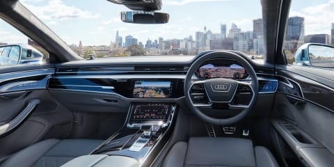2021 Audi S8 price and specs