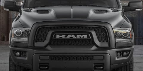 Ram 1500 Warlock limited edition on sale in Australia
