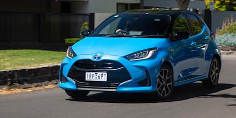 2021 Toyota Yaris ZR Hybrid