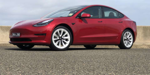 2021 Tesla Model 3 lands in Australia with longer range, subtle styling changes