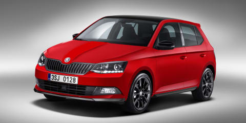2016 Skoda Fabia Monte Carlo confirmed for Australia