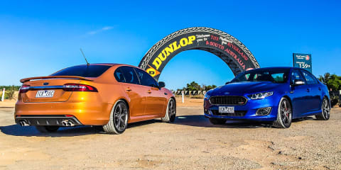 Ford Falcon FG X Range - What the Falcon Fanatics think