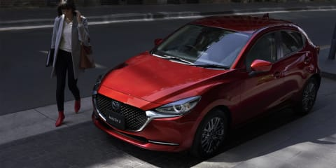 2020 Mazda 2 revealed, in Australia next year