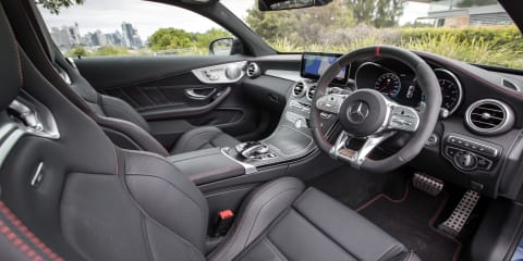 2019 Mercedes-AMG C43 Coupe review