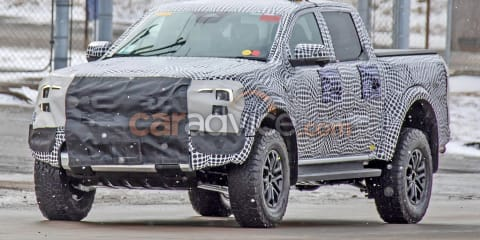 2022 Ford Ranger Raptor to get twin-turbo V6 petrol in the US, Australia could get turbo diesel V6