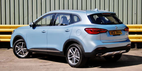 2021 MG HS plug-in hybrid due in Australia in March