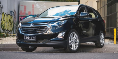 2020 Holden Equinox range to be streamlined