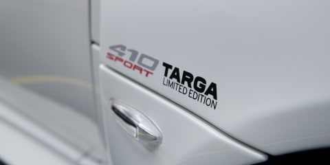 Lotus releases Australia-only Exige Sport 410 Targa Edition
