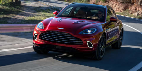 2020 Aston Martin DBX revealed: Australian launch due next year