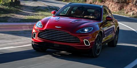 2020 Aston Martin DBX revealed: Australian launch due next year
