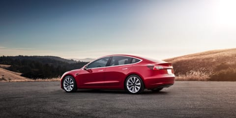 Tesla Model 3: Long Range rear-drive culled overseas