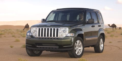 2010 Jeep Cherokee recalled