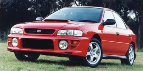 1999 Subaru Impreza WRX (AWD) review