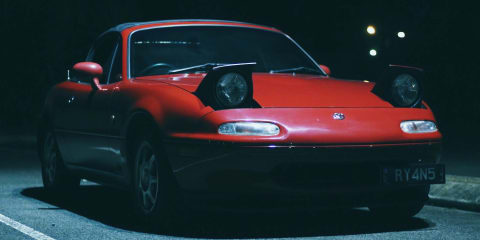 1993 Mazda MX-5 Clubman review
