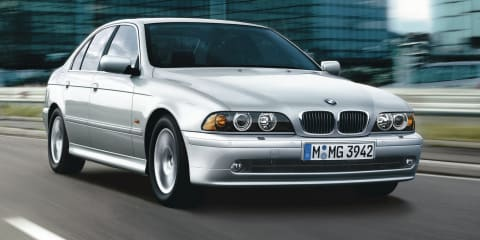 1997 BMW 523i review