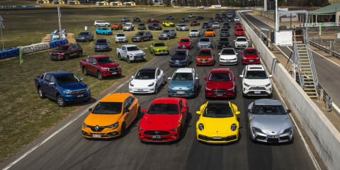 Meet the Drive Car of the Year 2020 contenders, powered by BP