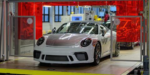 Porsche 911: Production of 991-generation ends