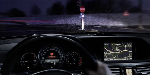 Mercedes-Benz to prevent risk of 'wrong-way' drivers