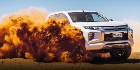 2020 Mitsubishi Triton review