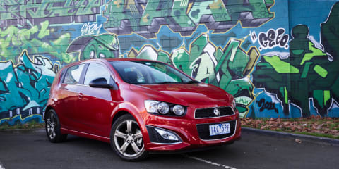 2014 Holden Barina RS Speed Date