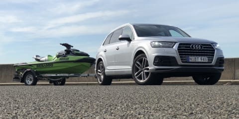 2019 Audi Q7 long-term review: Towing
