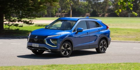 2021 Mitsubishi Eclipse Cross LS AWD review