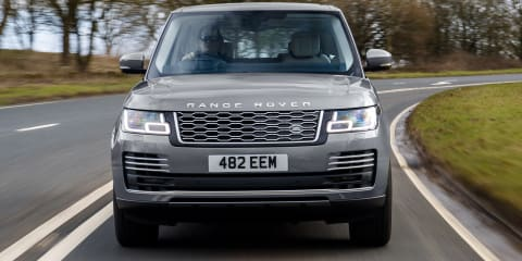 More details on next-gen Range Rover, new crossover