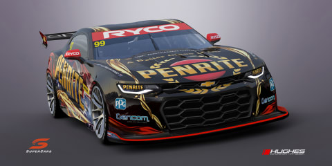 Chevrolet Camaro to take on revamped Mustang in 2022 V8 Supercars season