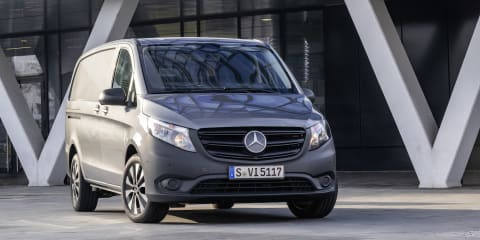 2021 Mercedes-Benz Vito updates announced