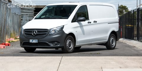 2019 Mercedes-Benz VS20 Vito recalled due to incorrect head restraints