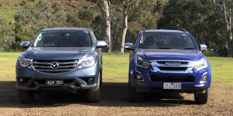 New Mazda BT-50 rendered: real deal coming soon to Australian showrooms