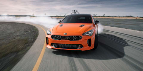2020 Kia Stinger GTS gets AWD with Drift Mode
