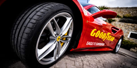 Goodyear Eagle F1 SuperSport heading to Australia, claims faster lap time than Michelin equivalent