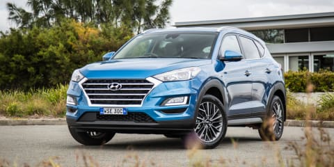 2019 Hyundai Tucson Elite 2.0 GDi 2WD review