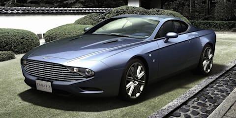 Aston Martin Zagato centennial projects revealed